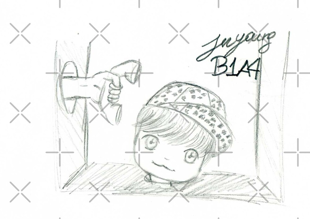 "B1A4 Jinyoung ~ What's happening ""Acapella"" by liajung"