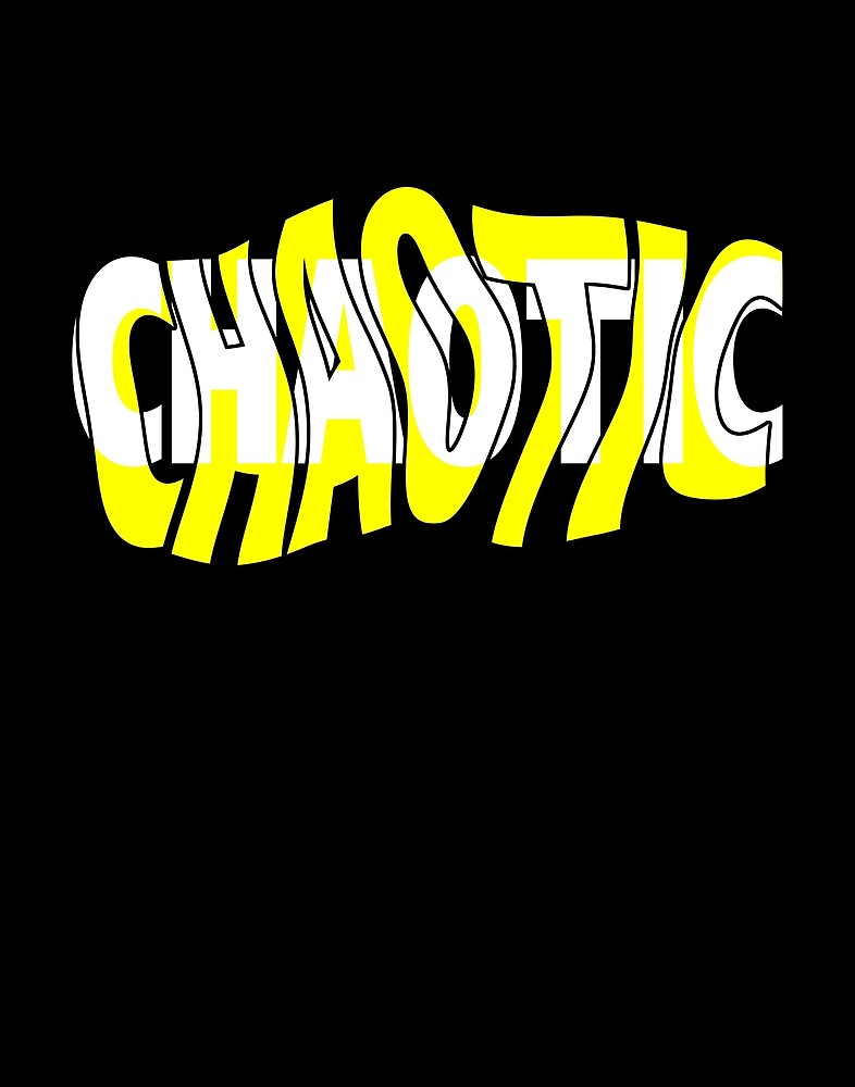 CHAOTIC 0 Y by masklayer