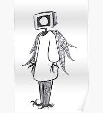 Tele-Angel Poster
