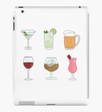 Cocktails and Drinks iPad Case/Skin