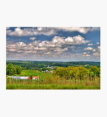 Wisconsin Landscape Photographic Print