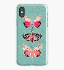 Lepidoptery No. 6 by Andrea Lauren  iPhone Case/Skin