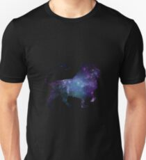 Nebula in a Lion Unisex T-Shirt