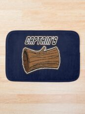 STAR TREK CAPTAINS LOG DESIGN - Star Trek RB-Partnerprogramm Badematte