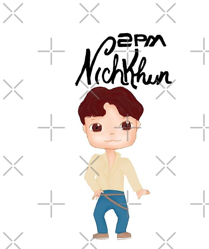 2PM Nichkhun ~ My house by liajung
