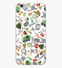 Bin Chicken Mayhem  iPhone Case