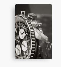 Chronograph Metal Print