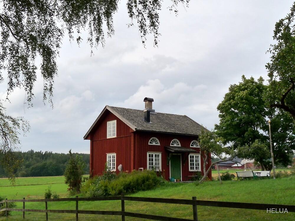 Dalsland Cottage at Högsbyn by HELUA