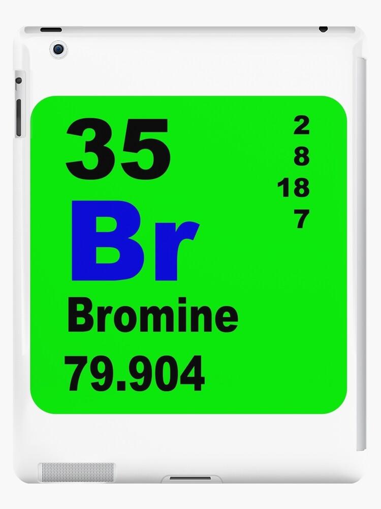 Vinilos y fundas para ipad tabla peridica de elementos de bromo tabla peridica de elementos de bromo de walterericsy urtaz Images