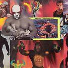 Testosterone Inferno by Andrew  Donegan aka Piebald77