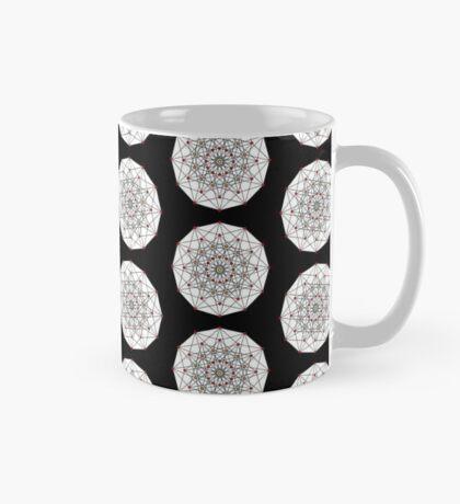 6-cube hexeract  Mug