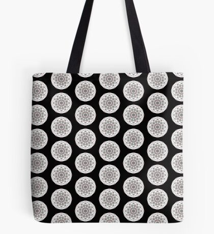 6-cube hexeract  Tote Bag