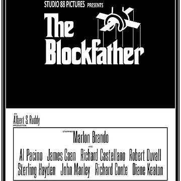 The Blockfather by studio-88