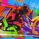 Spontaneous Graffiti by na320