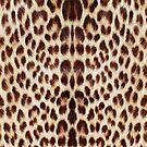 Retro  Leopard IV by BigFatArts