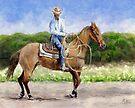 Cowboy by Michael Beckett