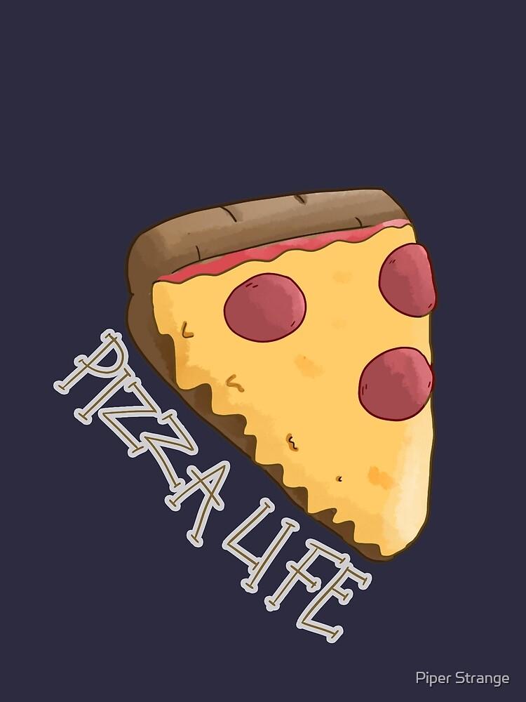 Pizza Life by sarahstrange