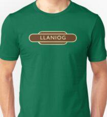 Llaniog Western Region Totem - Ivor The Engine Unisex T-Shirt