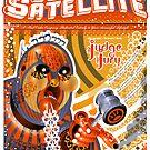 The Secret Satellite Mail Order Flyer #8 by Kristian Olson