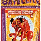 The Secret Satellite Mail Order Flyer #7 by Kristian Olson