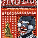 The Secret Satellite Mail Order Flyer #1 by Kristian Olson