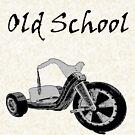 Old School II by D R Moore