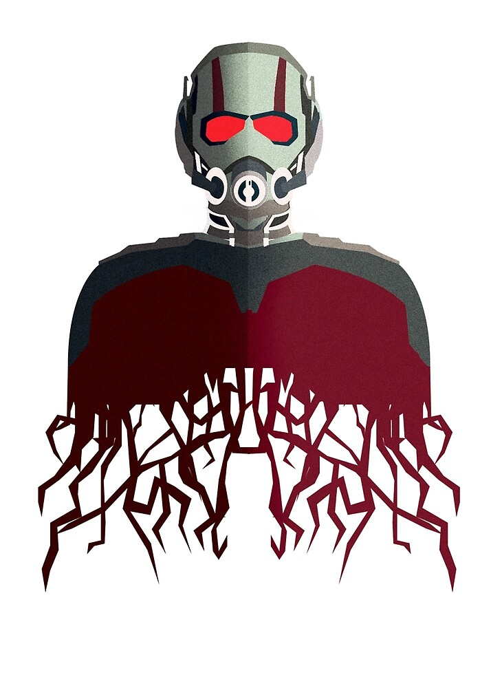 Ant-man  by Jamesflounds