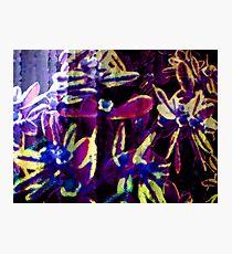 Flowers & Fantasy Photographic Print