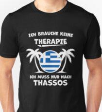 Thassos Therapie Shirt Slim Fit T-Shirt