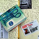 Inside My Personal Journal by Michael J Armijo