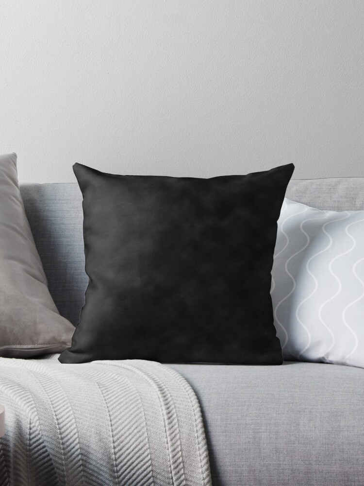 Unique Black and Grey Smoke Print by frittata