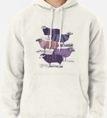 Coole Pullover Hoodie