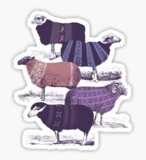 Cool Sweaters Sticker