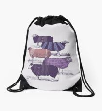 Cool Sweaters Drawstring Bag