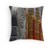 Sema Stone Throw Pillow