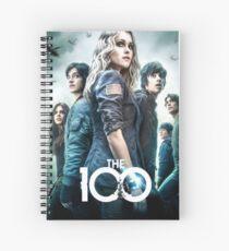 The 100 Spiral Notebook