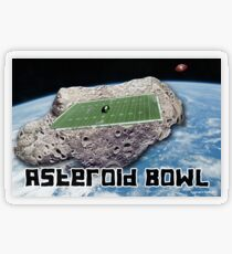 Asteroid Bowl Transparent Sticker