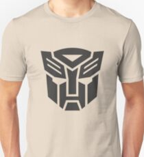 Autobot shield solid geek funny nerd T-Shirt
