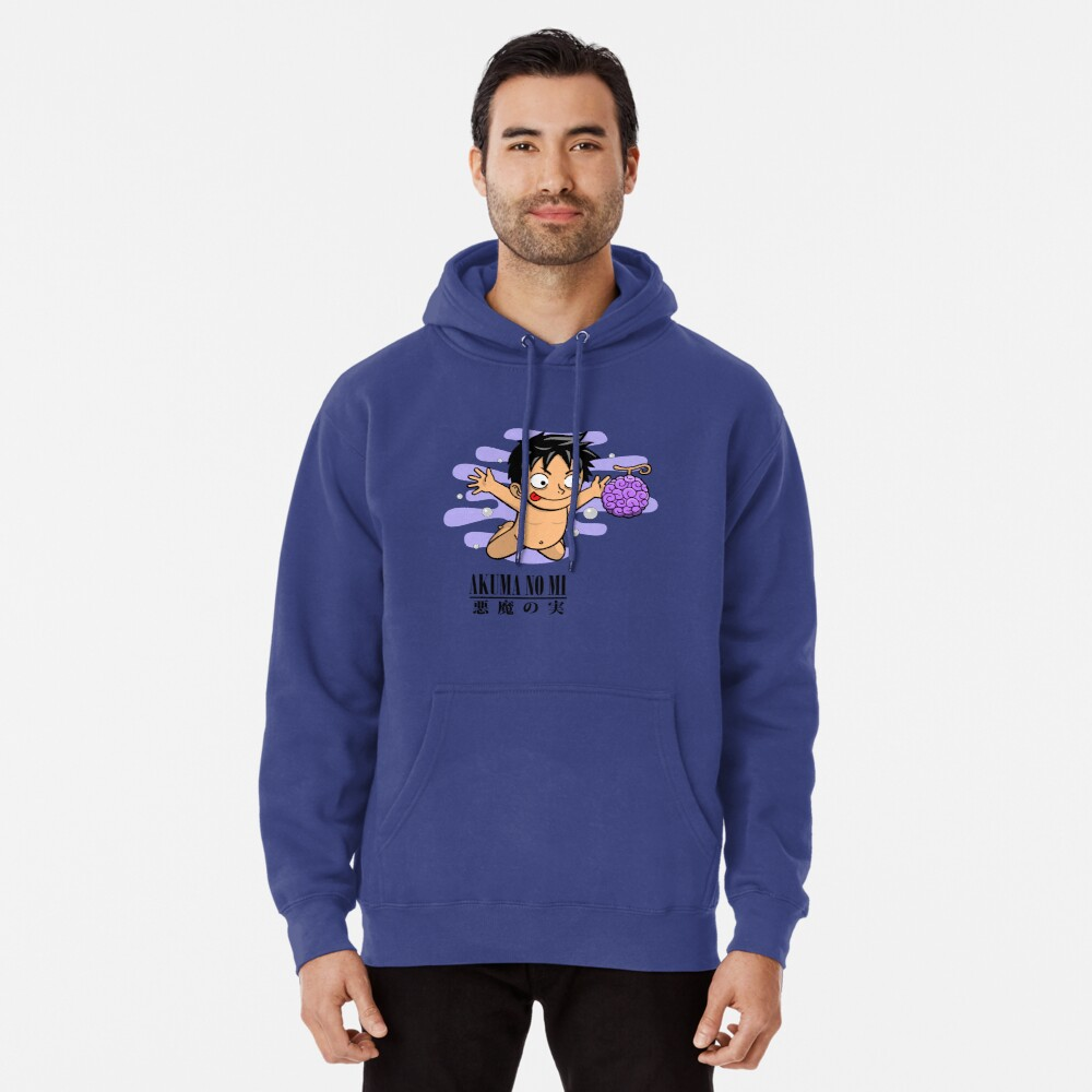 Pirate mind Pullover Hoodie