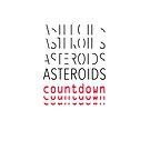 Asteroids Countdown by Emma Bresola
