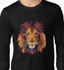 Low-poly Lion T-Shirt
