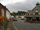 Dunster by WatscapePhoto