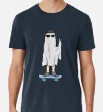 Skateboard Ghost Premium T-Shirt