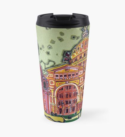 Defense! - Texas State Capitol - Austin, Texas Travel Mug