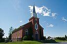 Gordon Presbyterian Church, St. Elmo. 1864. by Mike Oxley