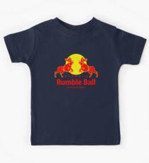 Rumble ball Kids Tee