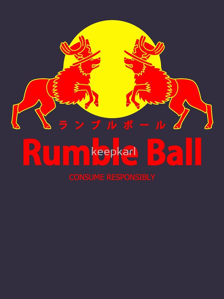 Rumble Ball von keepkarl