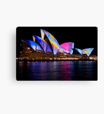 Pantom of the Opera Canvas Print