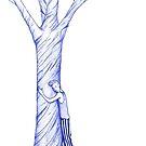 Tree Lover Boy by Markus Kunschak