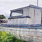 Old Boat by Bob Hortman